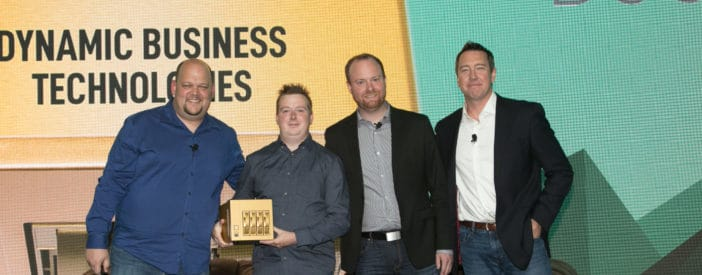 Datto Award - Dynamic Business Technologies